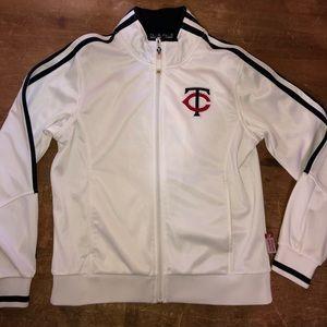 Minnesota Twins vintage MAJESTIC Baseball jacket